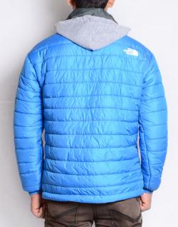 The North Face Hooded Down Jacket - (TP-348)