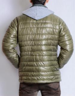 The North Face Hooded Down Jacket - (TP-350)