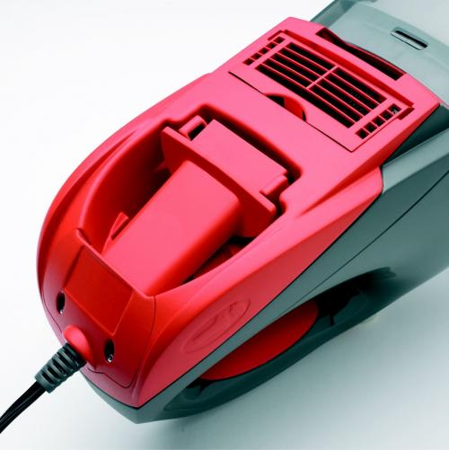 Black & Decker ACV1205 12 Volt DC Cyclonic Auto Dustbuster Vacuum Cleaner (Grey) - (ACV1205)