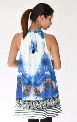 Elegant Women's Reshami Dress - (ARKO-001)