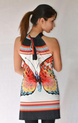 Elegant Women's Reshami Dress - (ARKO-002)