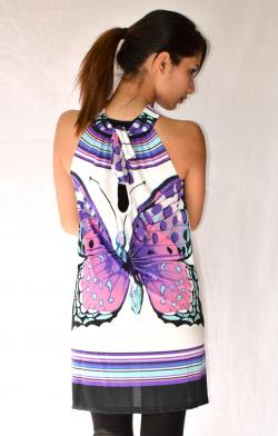 Elegant Women's Reshami Dress - (ARKO-003)