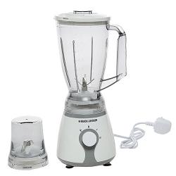 Black & Decker BX225 300W Blender with Grinder, 220V - (BX-225)
