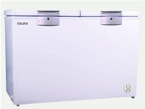 Colors 440 Ltr. Deep Fridge CF-423 - (CF-423)