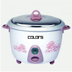 Colors 1.5 Ltr CL-RC155 Rice cooker (Normal) - (CL-RC155)