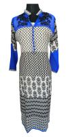 Georgette Kurti With Inner - (CN-005)
