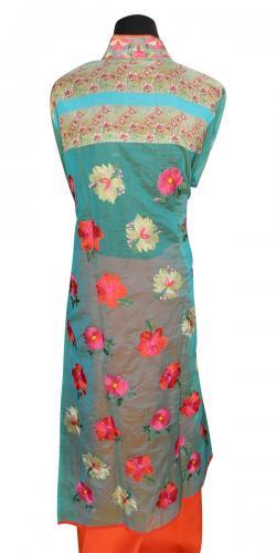 KP Cotton Floral Kurta Set - (CN-016)