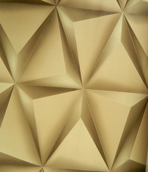 Living Walls Pattern - 3D Wallpaper - Per Roll - (LW-011)
