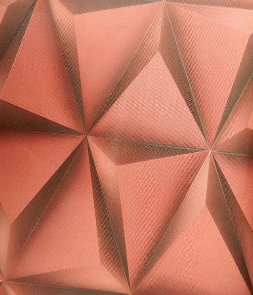Living Walls Pattern - 3D Wallpaper - Per Roll - (LW-014)