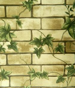 Living Walls Pattern - Contemporary Wallpaper - Per Roll - (LW-022)