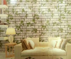 Living Walls Pattern - Contemporary Wallpaper - Per Roll - (LW-021)