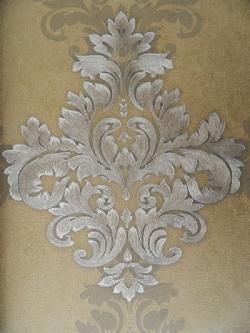 Living Walls Pattern - Contemporary Wallpaper - Per Roll - (LW-047)