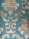 Living Walls Pattern - Contemporary Wallpaper - Per Roll - (LW-051)