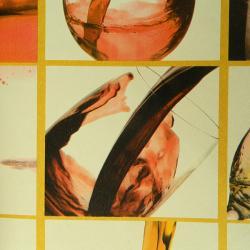 Living Walls Patern - Contemporary Wallpaper - Per Roll - (LW-066)