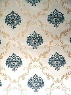 Living Walls Pattern - Contemporary Wallpaper - Per Roll - (LW-084)