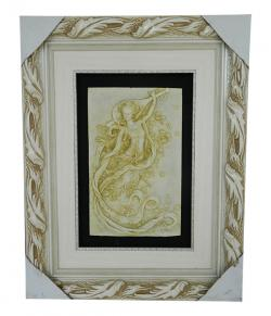Living Walls Frame - With Angel - (LW-088)