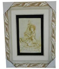 Living Walls Frame - With Angel - (LW-090)