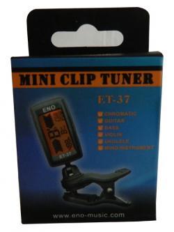 ENO ET-37 Mini Clip Tuner - (ACT-008)