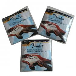 Fender Electric Guitar Strings - (ACT-015)