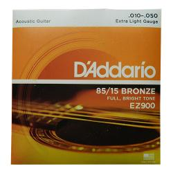 D'Addario Acoustic Guitar Strings - (ACT-020)