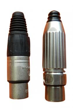 Neutrik Microphone Cable Head - (ACT-043)