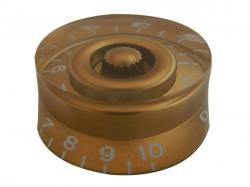 Golden Plastic Knob - (ACT-071)