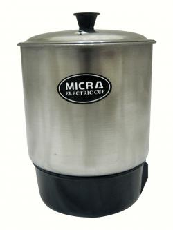 Micra MI-13 1200ml Electric Cup - (TP-169)