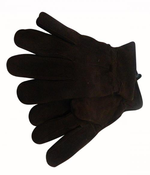Dark Brown Gloves - (KALA-083)