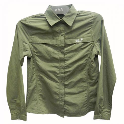 Jack Wolfskin Outdoor Shirt - (KALA-0087)