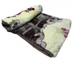 Chinese Mystery Zari Blanket - (TP-204)