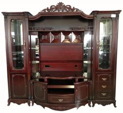 Wooden TV Wardrobe - (FL561-15)