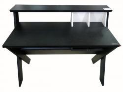 Wooden Table - Black & White - (FL250-22)
