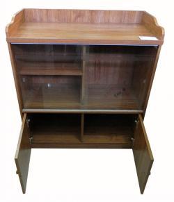 Wooden Side Table - (FL662-22)