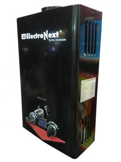 Electro Next Gas Geyser Black 6 Ltr. - (TP-270)