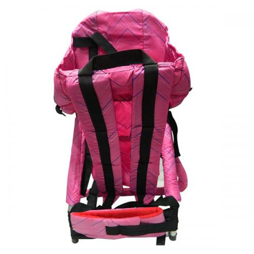 Baby Carrier Bag-Pink - (JRB-012)