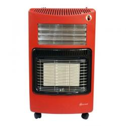 Electron Gas and quartz Heater
