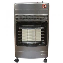 Electron Gas Heater