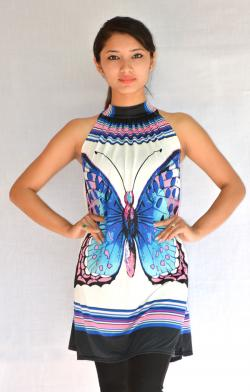 Elegant Women's Reshami Dress - (ARKO-004)