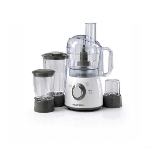 Black & Decker 400W Food Processor - FX400BGM - (FX400BMG)