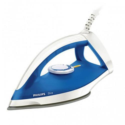 Philips GC120/19 Diva Dry Iron - (GC-120)