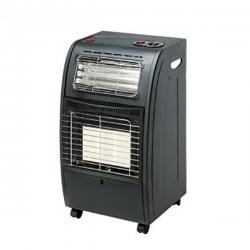 Colors Gas + Electric Heater - (GH-02E)