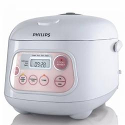 Philips HD4743/00 Rice Cooker 5.5 Cups - (HD-4743)