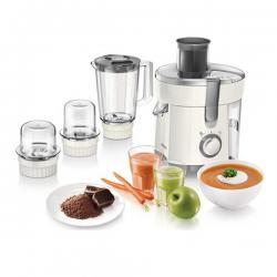 Philips HR1847/00 Viva Collection Chopper Blender 4 IN 1 - (HR-1847)
