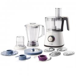 Philips HR7761/01 750 W Kitchen Food Processor with 2.1 L Bowl and Accessories - (HR-7761)