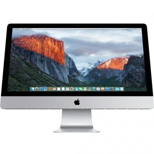 iMac 27 inch 3.3GHz Quad Core i5/8GB/2TB FD/M395-ITS 5K Retina Dsiplay - (ES-015)