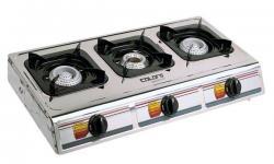 Colors Steel Gas Table - (JK-208)