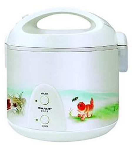 Sharp 1.0 Ltr. Rice Cooker - (KS-11E)