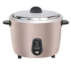 Sharp 0.6 Ltr. Rice Cooker - (KSH-206)