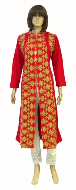 MONT VILLE Kashmiri Kurti For Ladies - (MV-003)