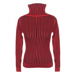 Ladies Baby Cable Cowl Neck Jumper - (NEP-003)
